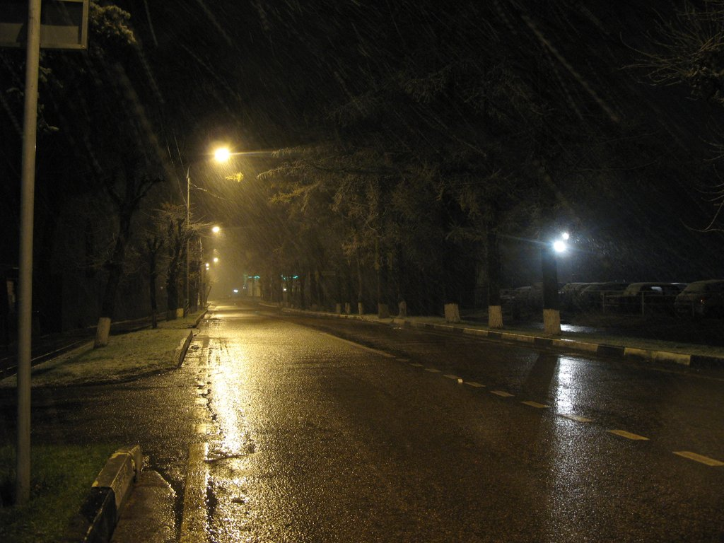 a short story — DARK RAINS AND HURT THINGS