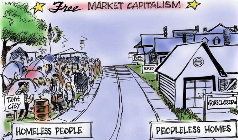 8 Points: Free Market Capitalism