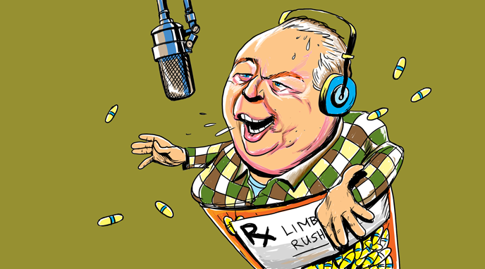 Poor Rush Limbaugh — Not